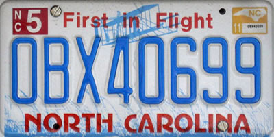north-carolina-plate